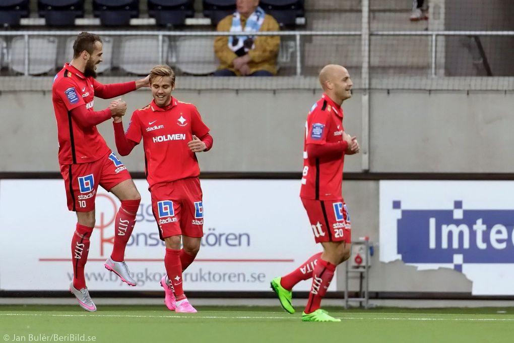 2015-09-27 Gefle - Norrköping