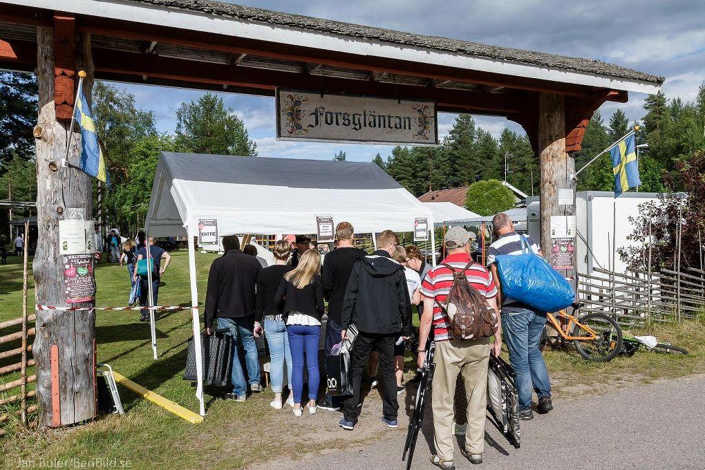 Malungsfors 2016-07-15 Gläntan Malungsfors Visfestival