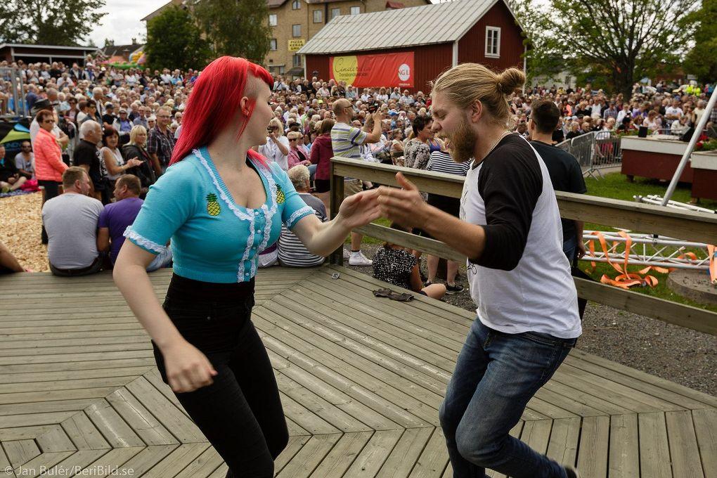 Malung 2016-07-17 Grönlandsparken Dansbandsveckan invigning