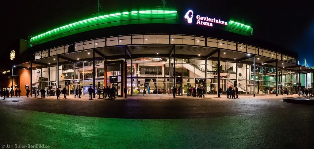 2016-11-18 Brynäs - Linköping