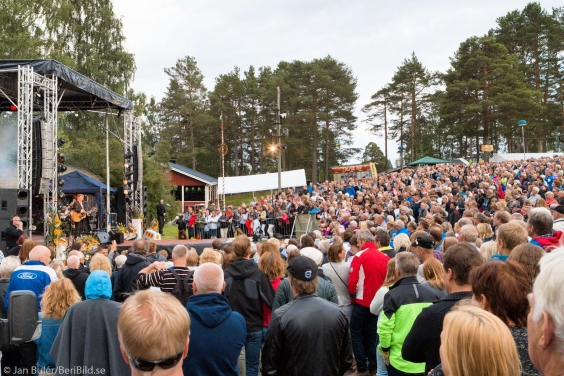 Malung 2015-07-18 Orrskogen Sven Ingvars på Dansbandsveckan