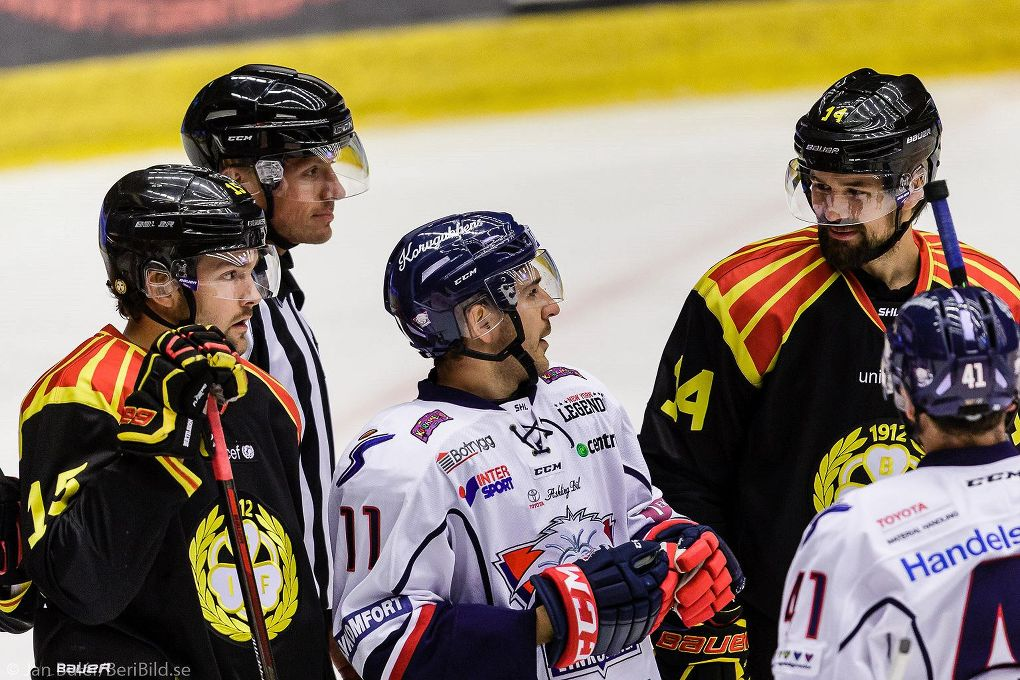 2016-10-01 Brynäs - Linköping