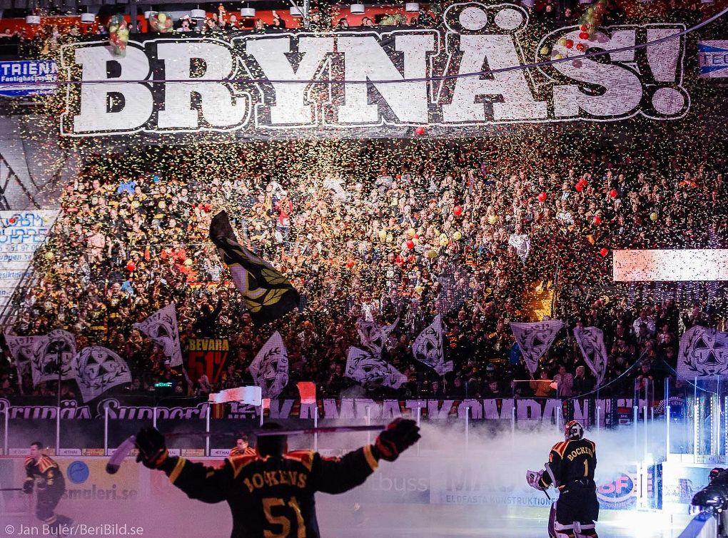 2017-01-14 Brynäs - Djurgården